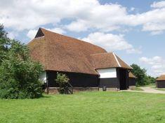 Photograph of Cressing Temple Barns near Braintree, Essex, England