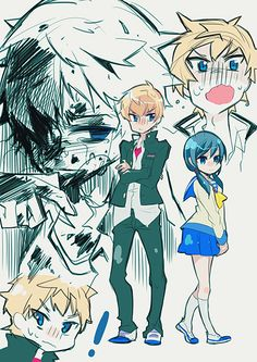 """Game: Corpse Party (NOT FREE) 良あゆ落書き by さば """" *Do not remove the source, if you do, Sachiko will cut out your tongue! """" Please support this artist for this wonderful work, go bookmark, rate and praise..."""