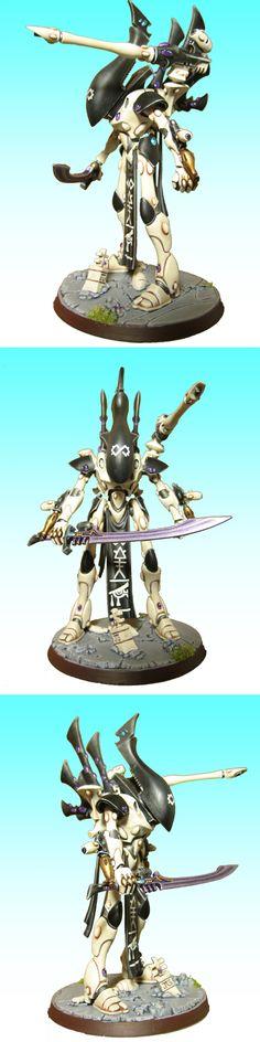 Ulthwé Eldar Wraithlord