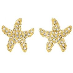 Let's get beach season kicked off right!  Classic starfish earrings always delight...