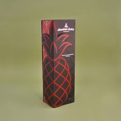 Chocolate Collection Pineapple Wrap Box