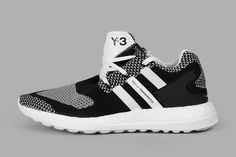 Get an Early Look at the Y-3 Spring/Summer 2016 Footwear Collection