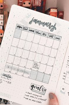 monthly bullet journal spread ideas that will inspire you plan with me Bullet Journal Boxes, Monthly Bullet Journal Layout, Daily Bullet Journal, Bullet Journal Headers, Bullet Journal Aesthetic, Bullet Journal Notebook, Bullet Journal Spread, Bullet Journal First Page, Bullet Journal Health