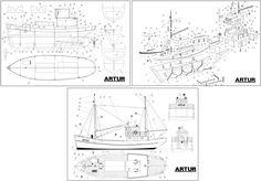 Résultats de recherche d'images pour «modelismo naval planos gratis»