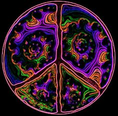 Peace Sign Art....