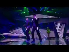 ▶ Eurovision 2012 Austria: Trackshittaz - Woki Mit Deim Popo (Live First Semi-Final) - YouTube