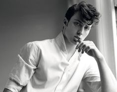 Aaron Taylor-Johnson is forever my Will Herondale (The Infernal Devices)