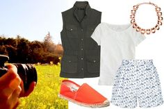 3 Summer Date Ideas And What To Wear To Each! #Refinery29