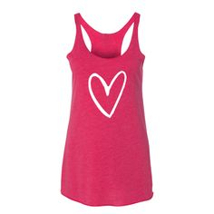 dancelove is a clothing line created to share your love of dance everyday. Fabric laundered, polyester/combed ringspun cotton/rayon XS S M L XL Ches Racerback Tank, Athletic Tank Tops, Fabric, Pink, Cotton, Clothes, Collection, Women, Fashion