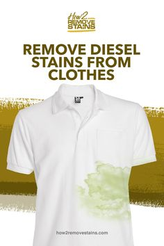 Diesel stains and odor can be hard to eliminate from clothing and carpeting. It is also dangerous if you were not able to remove the stains properly. Dry Cleaning At Home, Cleaning Kit, Stain On Clothes, Clothes Line, Household Cleaners, Household Tips, How Do You Remove, Deep Sink, Remove Stains