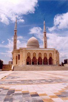Emir Abdelkader Mosque at Constantine.Algeria