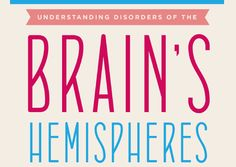 The left hemisphere is associated with logic, organization, and processing information. The right hemisphere is associated with creativity, empathy, and interpreting information. Discover which disorders are associated with which hemisphere by reading through this DFW learning issues infographic.