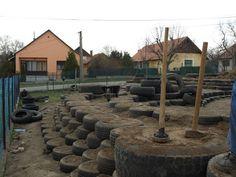Első magyar earthship project