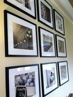 DIY Dining room Gallery Wall {Etsy Inspiration}
