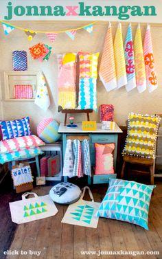 handmade textiles by jonnaxkangan