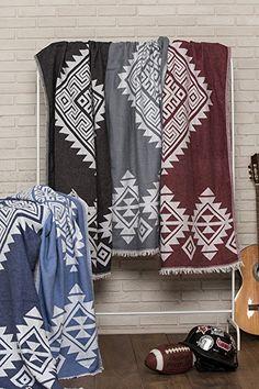 Love these! // Bersuse 100% Cotton - Yucatan Turkish Towel