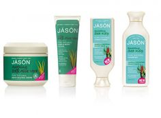 Win 1 of 5 post-summer hair and skincare sets from JASÖN Natural Care Worth £26.86 each