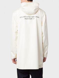 Stüssy - Summer Long Hooded Coach Jacket