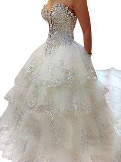 Wholesale Sheer Wedding Dress