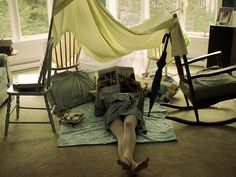reading nook by edna