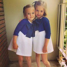www.macali.es Girls Dresses, Flower Girl Dresses, Summer Dresses, Kids Fashion, Wedding Dresses, Children, Monsters, Baby, Weddings