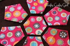 Thrifty Crafty Girl: Make Your Own Fabric Bowl