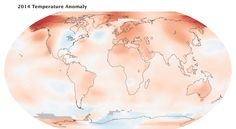 Earth Explorer: 2014 - Hottest Year in 134 Years