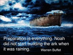preparation is everything quote, Warren Buffet on preparation #warrenbuffett #warrenbuffettquotes #kurttasche