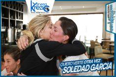 Macarena Rodriguez y Soledad Garcia