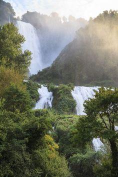 Cascata delle Marmore, Marmore Falls, Italy