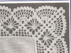 Crochet snowflakes Christmas decors Xmas tree ornaments Wedding decors appliques (set of Crochet Bedspread Pattern, Crochet Edging Patterns, Crochet Lace Edging, Crochet Borders, Filet Crochet, Crochet Doilies, Crochet Flowers, Diy Crafts Crochet, Crochet Home