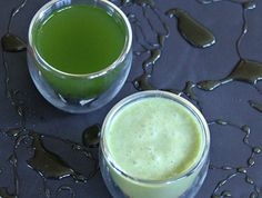 Bee Raw Green Juice. Give a boost to your day with this vibrant green and nutrition-packed juice