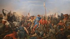 The death of Harald Hardrada Sigurdsson at the Battle of Stamford Bridge, The lasst great viking leader