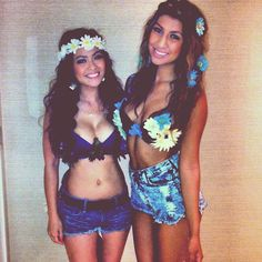 How cute for best friends at EDC
