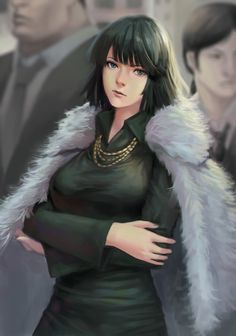 Hellish Blizzard One Punch Man One Punch Man Anime, Anime One, Anime Girls, Deviantart, Classy Girl, Character Design Animation, Character Creation, Man Images, Attack On Titan Anime