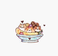 Cute Animal Drawings Kawaii, Kawaii Drawings, Kawaii Art, Cute Drawings, Cute Food Art, Cute Art, Diy Cat Tent, Pusheen Cute, Mushroom Drawing