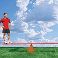 Balancing Act The best regimen includes speed, distance, and days off. The trick is in the mix.  Balancing Act