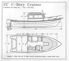 The ultimate C-Dory boating community, with an emphasis on the great folks who own, or want to own a C-Dory boat. The C-Brat boating forums are also the definitive resource for C-Dory technical information. Make A Boat, Build Your Own Boat, Diy Boat, Wooden Speed Boats, Wood Boats, Wooden Boat Building, Boat Building Plans, Yacht Design, Boat Design
