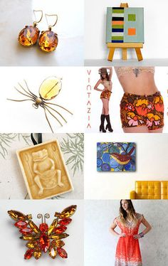 The Color Of Fun by Anne on Etsy--Pinned with TreasuryPin.com