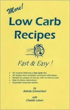 More! Low Carb Recipes Fast