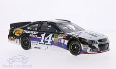 Chevrolet SS, No.14, Stewart-Haas Racing, Mobil 1, Nascar