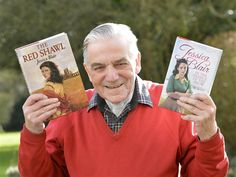 Romance novelist 'Jessica Blair' is an 89-year-old man - TODAY News