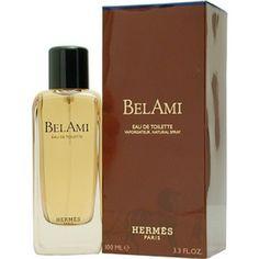 I'm learning all about Hermes Bel Ami Cologne Eau de Toilette for Men, 3.4 fl oz at @Influenster!