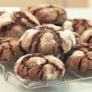 Try the Chocolate Crinkle Cookies Recipe on williams-sonoma.com