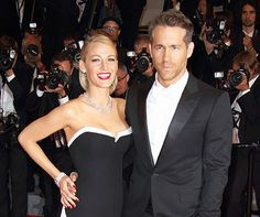 Blake Lively, Ryan Reynolds' Baby Gender Revealed: It's a Girl! - Us Weekly