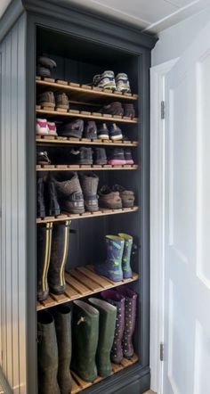 Mudroom Laundry Room, Laundry Room Design, Home Renovation, Home Remodeling, Boot Room Utility, Home Organization, Organizing, My New Room, Home Projects