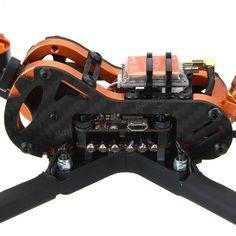 Eachine Tyro99 210mm DIY Version FPV Racing RC Drone F4 OSD 30A BLHeli_S 40CH 600mW VTX 700TVL Cam Sale - Banggood.com Airplane Car, Rc Drone, Remote Control Toys, Retro Toys, Educational Toys, Hobbies, Racing, Diy, Helicopters