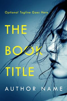 77 Best Thriller Premade Covers Images In 2019