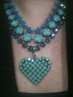Colors of the ocean waves. Sabika jewelry. Finally available in Orlando! HollyLaMie@Hotmail.com www.sabika-jewelry.com
