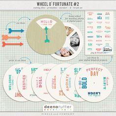 Wheel O' Fortunate #2